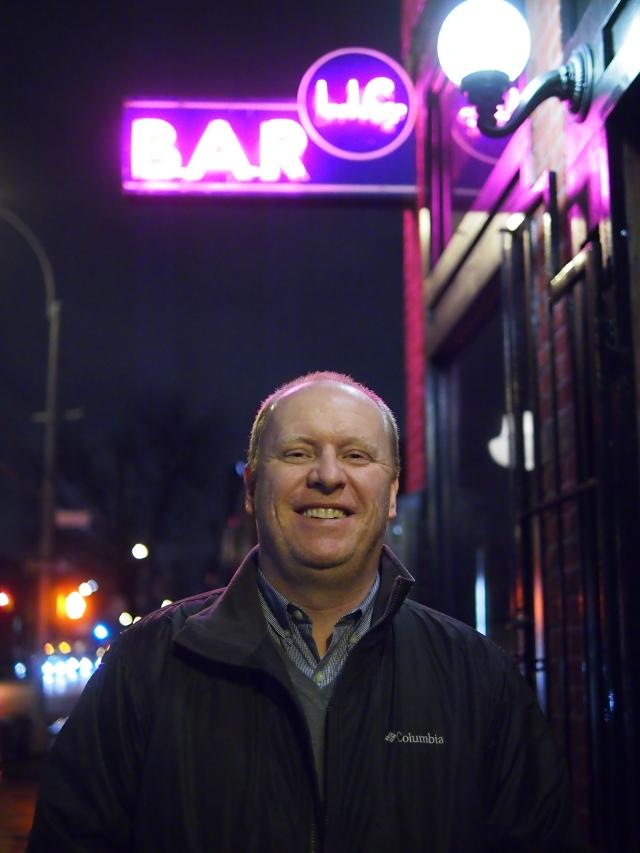 Brian Porter - Owner, LIC Bar